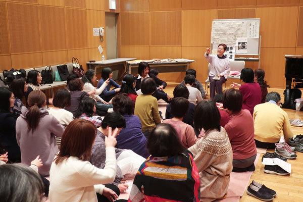 わらべうた講座の写真