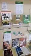 「埼玉の偉人・祭・伝統」展示風景1