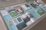 「埼玉の新名所」展示風景